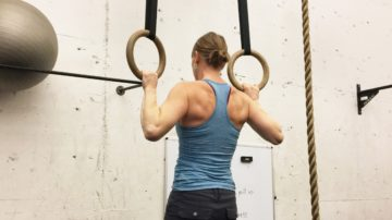 Protecting Your Back When Working Out
